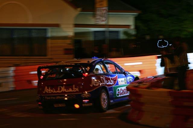 WRC第10戦オーストラリア デイ1:ラトバラが首位を奪取。ローブvsヒルボネンは接戦模様(1)