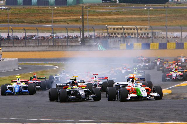 国本にWSR参戦前の心境を直撃「F1関係者の目につくレースをみせたい」(2)