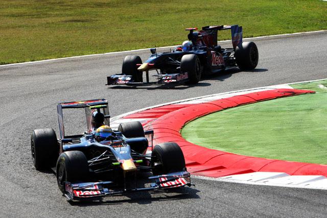 トロロッソ、現在のドライバーを来季も継続か。来季マシン製作の準備も順調(1)