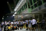 F1 | 2008F1シンガポールGP:ルノーF1の無線交信記録をタイムズ紙が公開