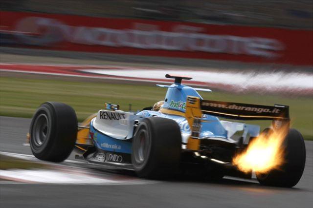 デュランゴ、GP2最終戦は「乗ってくれるドライバーがいないから」欠場(1)