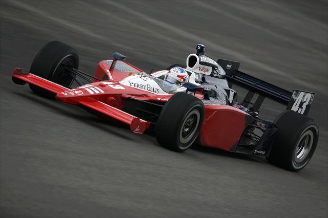 IRL第16戦決勝コメント:ロジャー、引退覚悟のレースで「今日のマシンが一番の仕上がり。来年も参戦したい」(1)