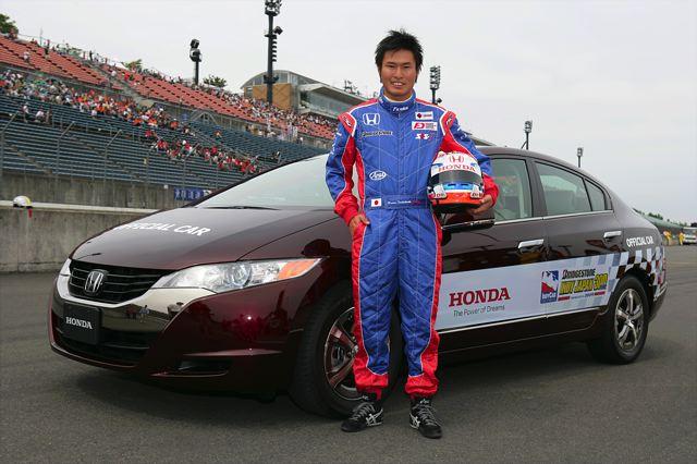 【Honda】スコット・ディクソンがインディジャパン初優勝でポイントリーダーに(5)