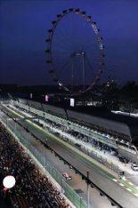 F1   【トヨタF1】F1第14戦シンガポールGP プレビュー フライアウェイレースにて ポイント圏内復帰を目指す