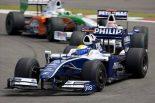 F1   ウイリアムズ、2010年もKERS開発を続ける