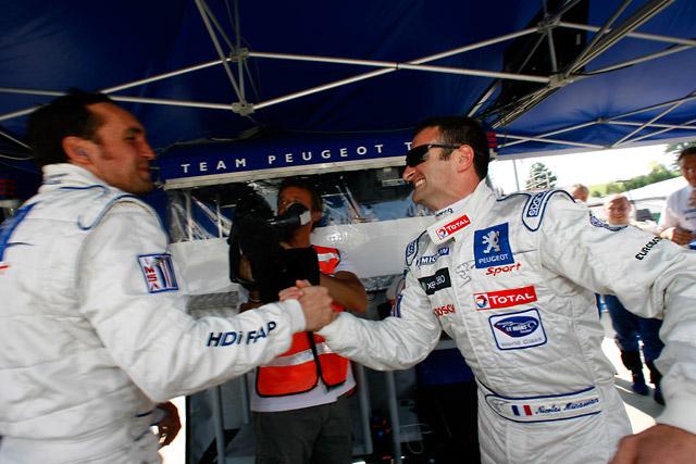 ALMSプチ・ル・マン:プジョー2台がアウディ勢を抑えフロントロウ獲得(2)