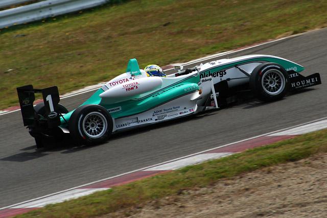 全日本F3第15・16戦:国本&エリクソンがPP獲得 両戦ともトムスがトップ3独占(2)