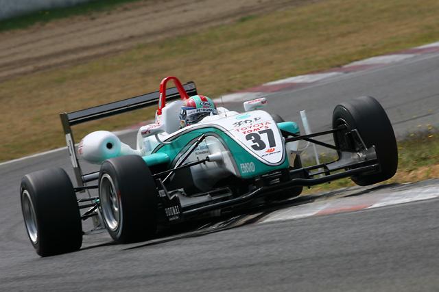 全日本F3第15・16戦:国本&エリクソンがPP獲得 両戦ともトムスがトップ3独占(1)