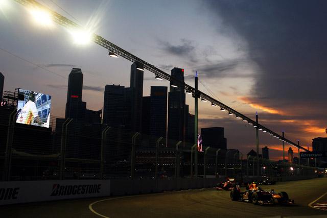 シンガポールGP土曜ドライバーズコメント:ハミルトン「赤旗が出なければもっと速いタイムを出せていた」(3)