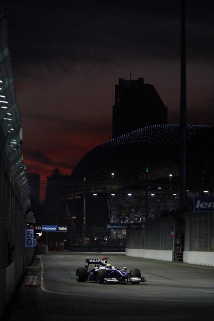 シンガポールGP土曜ドライバーズコメント:ハミルトン「赤旗が出なければもっと速いタイムを出せていた」(4)