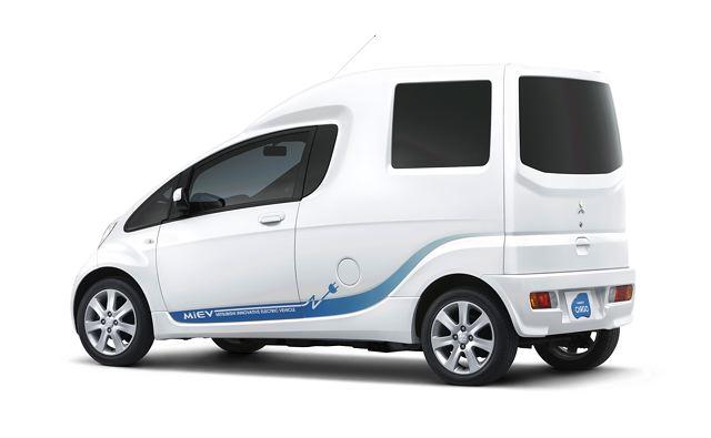 【三菱自動車】三菱自動車、第41回東京モーターショー出品概要(5)