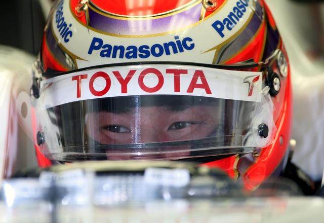 【トヨタF1】第15戦日本GP フリー走行初日 小林可夢偉が参加し、フリー走行1日目を終了(1)