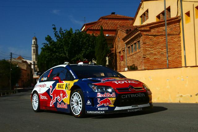 WRC第11戦スペイン デイ1:ソルド&ローブのシトロエン勢がリード。ヒルボネンは3位(1)