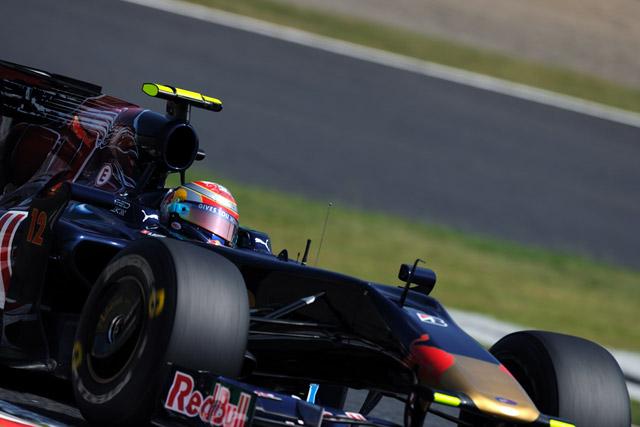 F1日本GP:トゥルーリがフリー走行3回目のトップタイムをマーク(2)