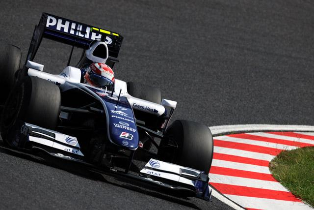 F1日本GP:トゥルーリがフリー走行3回目のトップタイムをマーク(5)