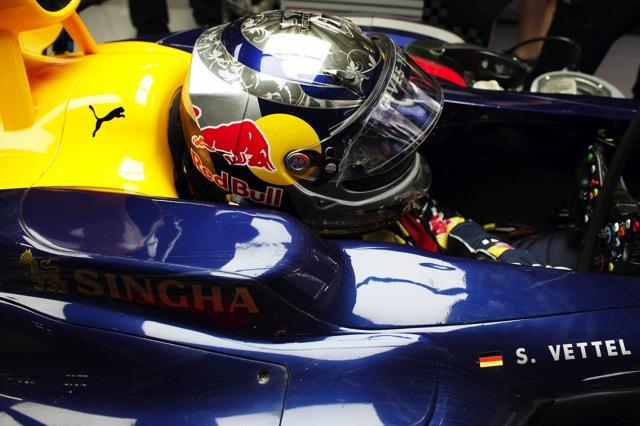 F1日本GP予選:大混乱の予選を制しベッテルが鈴鹿初ポール。トゥルーリが2番手(1)