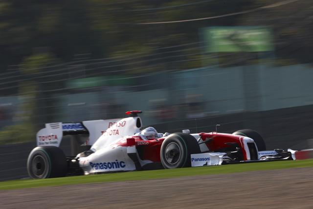 日本GP土曜ドライバーズコメント:ベッテル「全セッションでトップが獲れていい一日」(3)