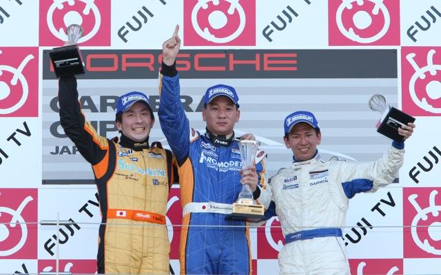 【ポルシェジャパン】ポルシェ カレラカップ ジャパン 2009 第9戦 (鈴鹿) レースレポート(1)