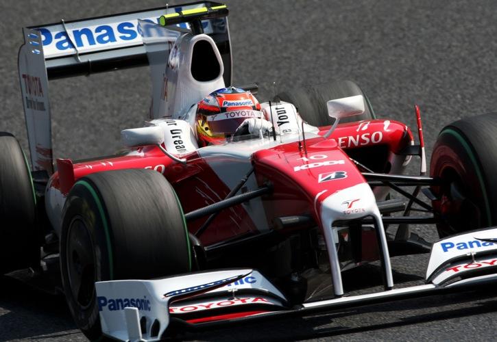 グロックが日本グランプリを欠場! 可夢偉の出走願いも許可おりず(1)