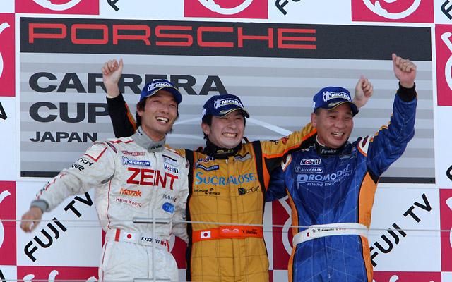 【ポルシェジャパン】ポルシェ カレラカップ ジャパン 2009 第10戦 (鈴鹿) レースレポート(1)