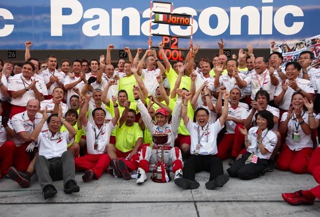【トヨタF1】シンガポールに続き、母国グランプリで連続2位表彰台(1)