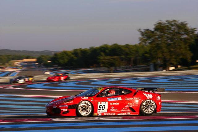 FIA GT第7戦:コルベットZ09ベルノルディが驚速タイムマークもグリッド降格で、マセラティMC12ミューラーがPP(4)