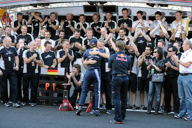 F1第15戦 日本GP 決勝レース画像(6)
