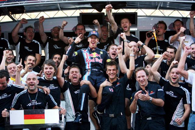 日本GP日曜ドライバーズコメント:ベッテル「フィニッシュする時、嬉しくて無線で叫んだ」(3)
