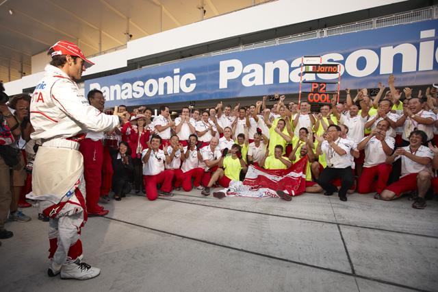 日本GP日曜ドライバーズコメント:ベッテル「フィニッシュする時、嬉しくて無線で叫んだ」(4)