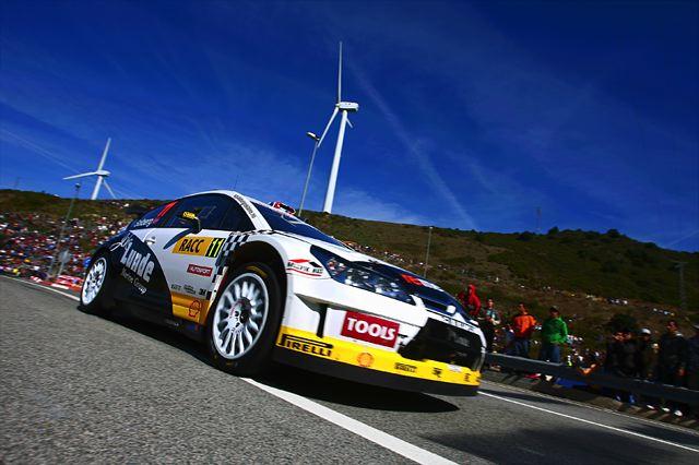 WRC第11戦デイ3:ローブ優勝、シトロエンが1-2でマニュファクチャラーズタイトルを獲得(2)