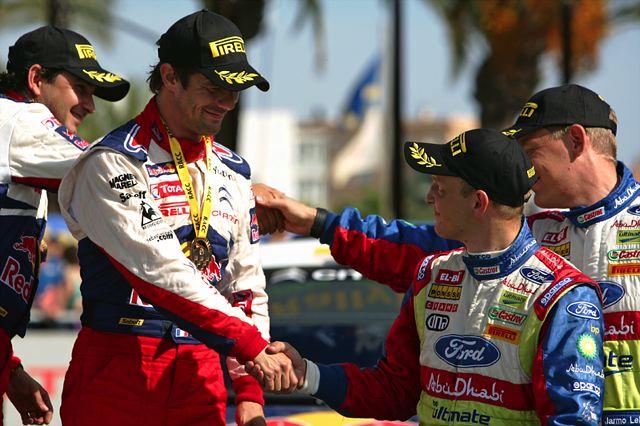 WRC第11戦デイ3:ローブ優勝、シトロエンが1-2でマニュファクチャラーズタイトルを獲得(4)
