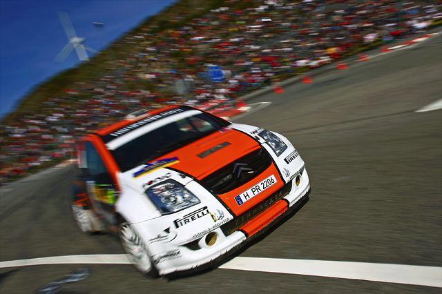 WRC第11戦デイ3:ローブ優勝、シトロエンが1-2でマニュファクチャラーズタイトルを獲得(5)