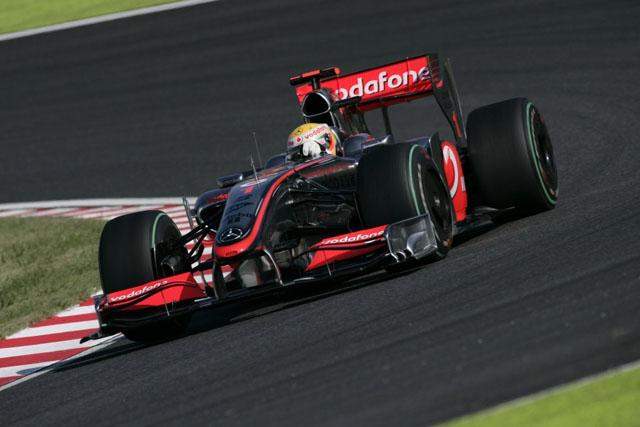 マクラーレン、メルセデスとの提携を解消し、BMW F1のエンジン部門を買収?(1)