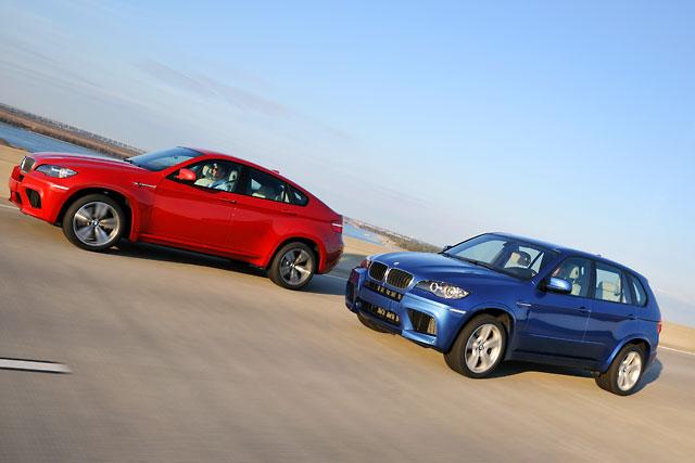 【BMW Group PressClub Japan】BMW初の4輪駆動Mモデル「BMW X5 M」と「BMW X6 M」がM Paddockに登場 BMW X5 Mの試乗車、BMW X6 Mの展示車をご用意(1)