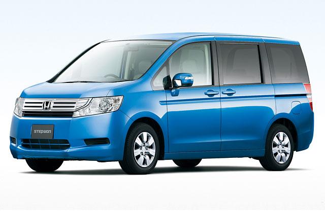 【Honda】ステップワゴンをフルモデルチェンジし発売(1)