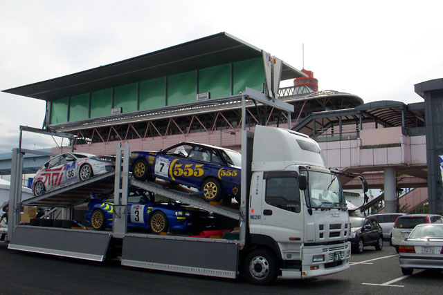 モータースポーツジャパン2009、明日いよいよ開幕(2)