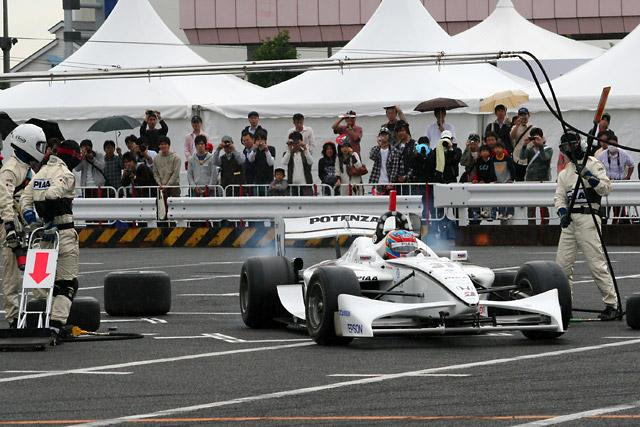今年も盛況! モータースポーツ ジャパンが開幕(4)