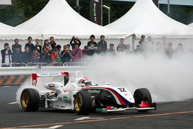 今年も盛況! モータースポーツ ジャパンが開幕(8)