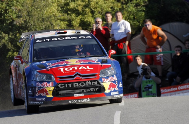 WRCツール・ド・コルスに幕。2010年のWRCフランス戦はアルザス地方で開催(1)