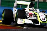 F1 | F1アブダビGPフリー走行3回目:バトンがトップ。2番手にハミルトン