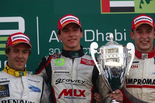 GP2アジア第2戦アブダビ:DAMSのビエトリスが初優勝(5)