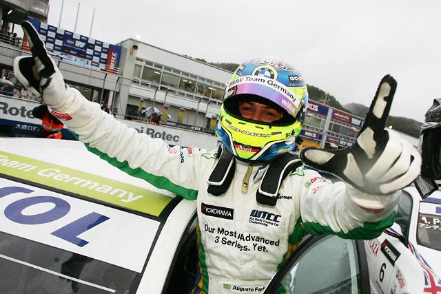 WTCC岡山:ファルファス「プラン通りにうまくいった」BMW、岡山で連勝を飾る(1)