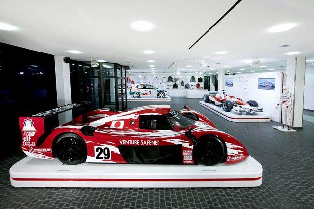 TMG、今後はヨーロッパにおけるトヨタの活動拠点に F1チームへの売却は無し(3)