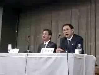 トヨタF1撤退記者会見<動画2:撤退に至るまでの過程>(1)