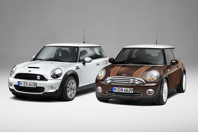 【BMW Group PressClub Japan】MINIの「過去」と「未来」を表現した2つの50周年特別記念車の販売を開始2010年9月までの期間限定生産(1)