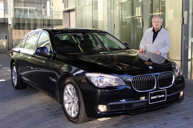 【BMW Group PressClub Japan】BMW 7 シリーズをNHK交響楽団に長期貸与(1)