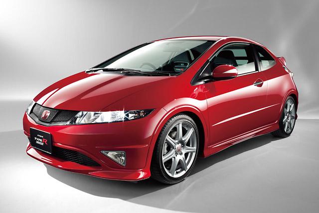【Honda】「シビック TYPE R EURO」を新発売(1)