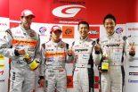 S-GTもてぎ優勝ドライバーコメント:伊沢「成長した姿を見せたかった」(1)