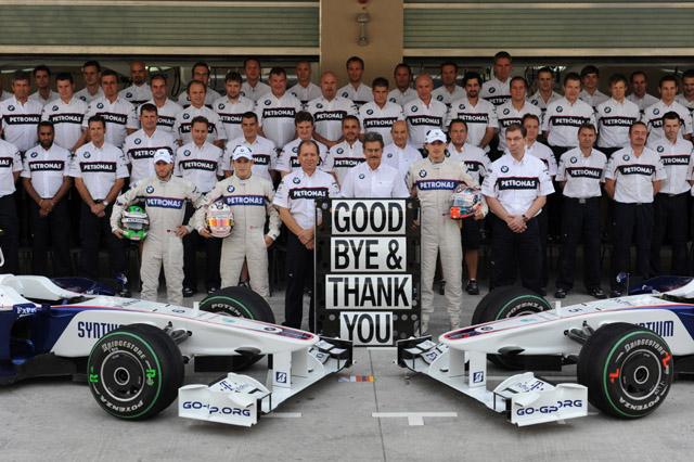 「BMWザウバー全員がこれまでの成果を誇りに思うべき」とタイセン(1)