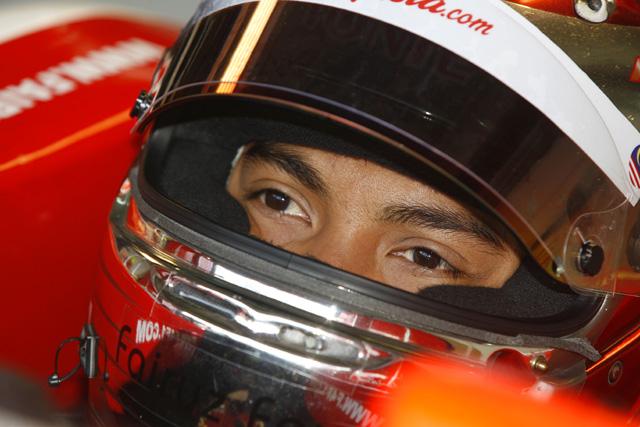 ロータス、ファウジーを来季テストドライバーに起用か(1)